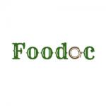 Foodoc logo Thumbnail white background
